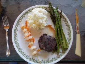 051015 Mother's Day dinner