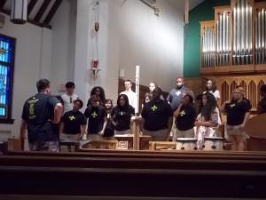 051215 Tour choir rehearsal