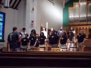 051215 Tour choir rehearsal