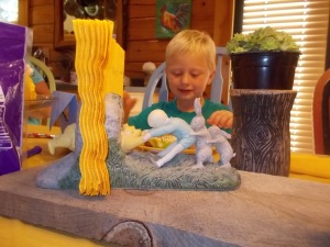062415 Pooh bookends