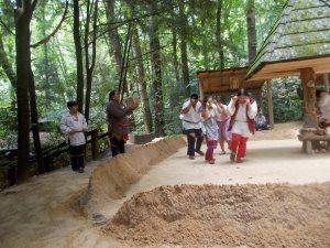 070615 Cherokee bull dance