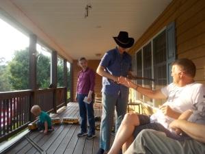 070615 Porch Logan K N Bob