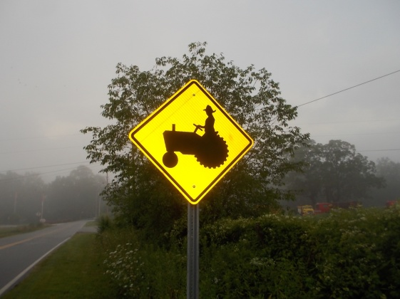 073015 Tractor sign