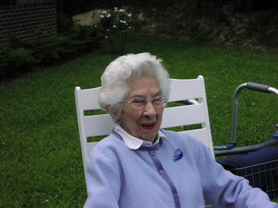 Mom in 2004
