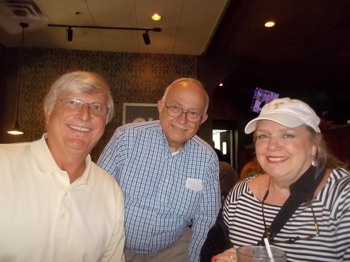 Freddy, John, and Susan