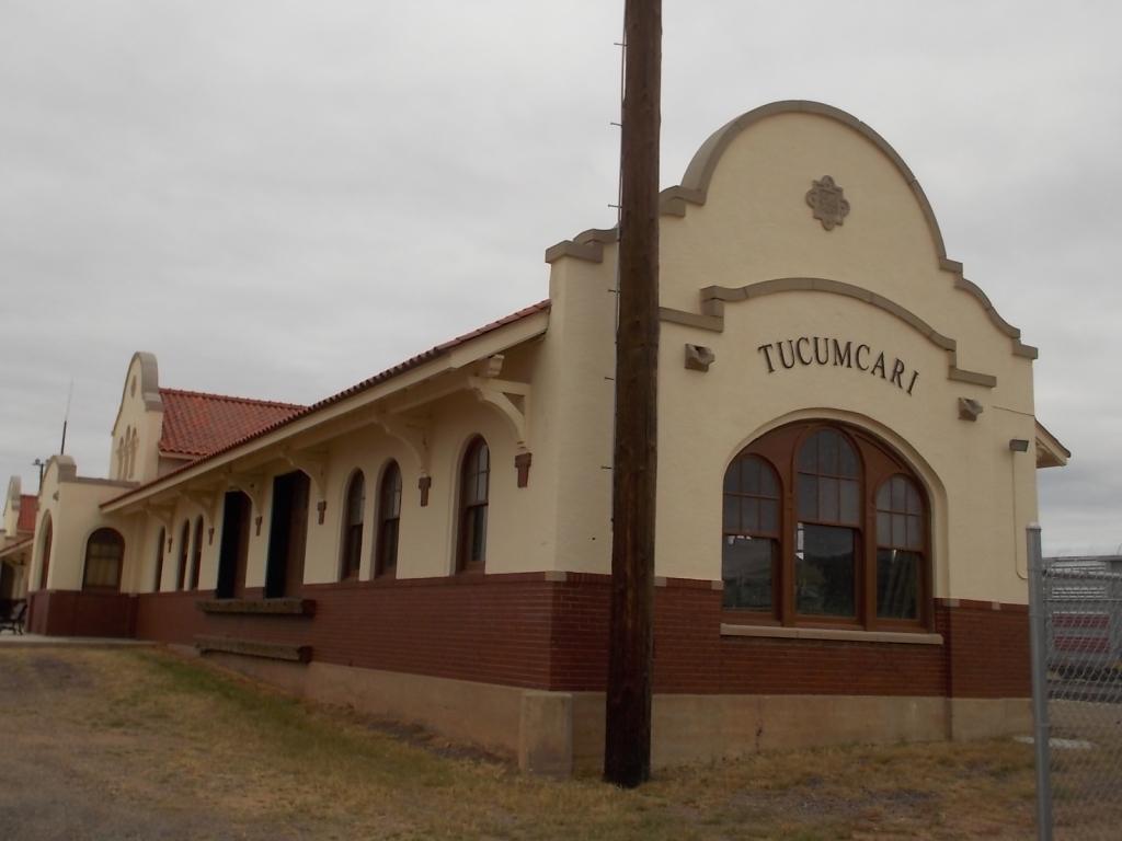 Station in Tucumcari