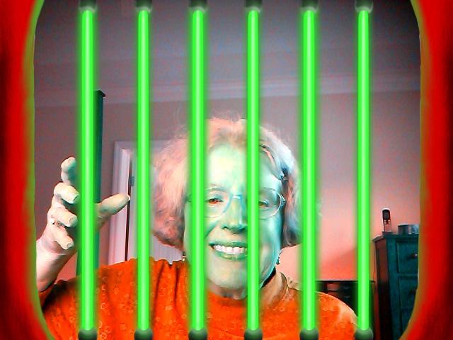 Anne in e-jail