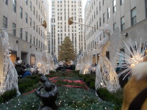 122015 Rockefeller Center Christmas tree