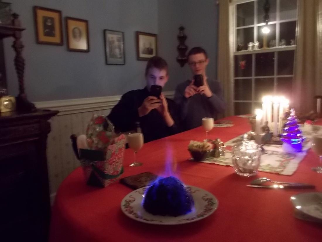 122815 N D Christmas Pudding.JPG