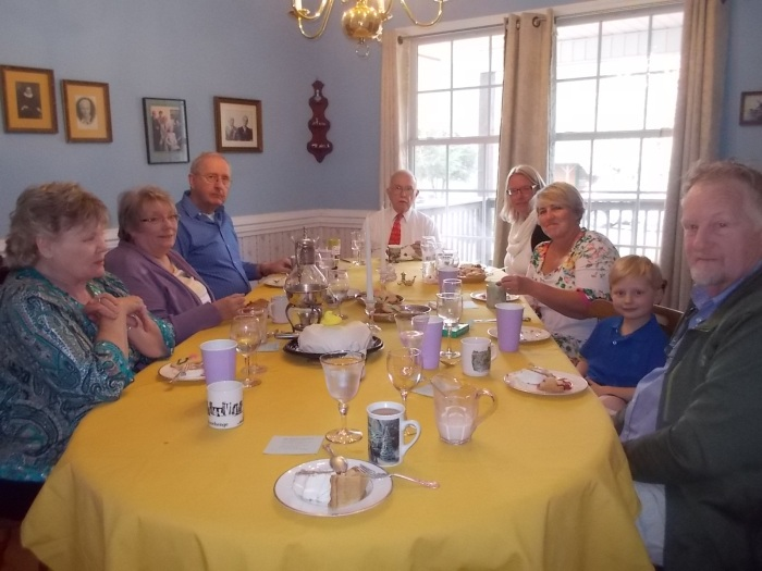 032716 Easter dinner Amy Connie Dave JC Denise Shawn Logan Bob.JPG