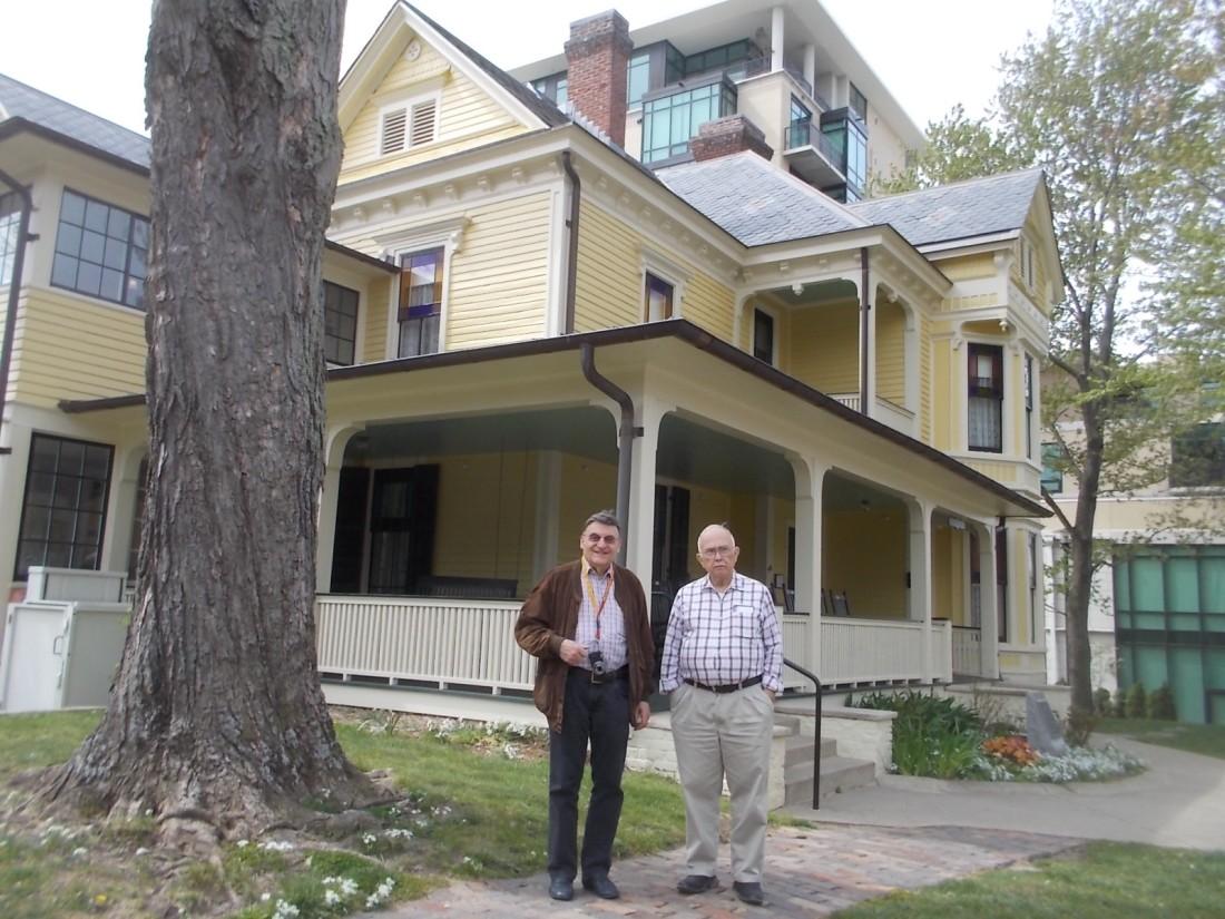 041316 Thomas Wolfe boarding house Gerhard John.JPG