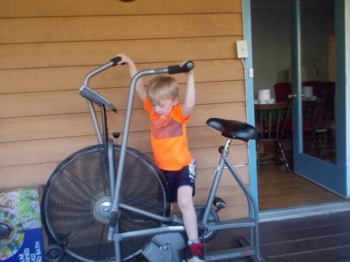 041816 Bicycle is a stretch.JPG