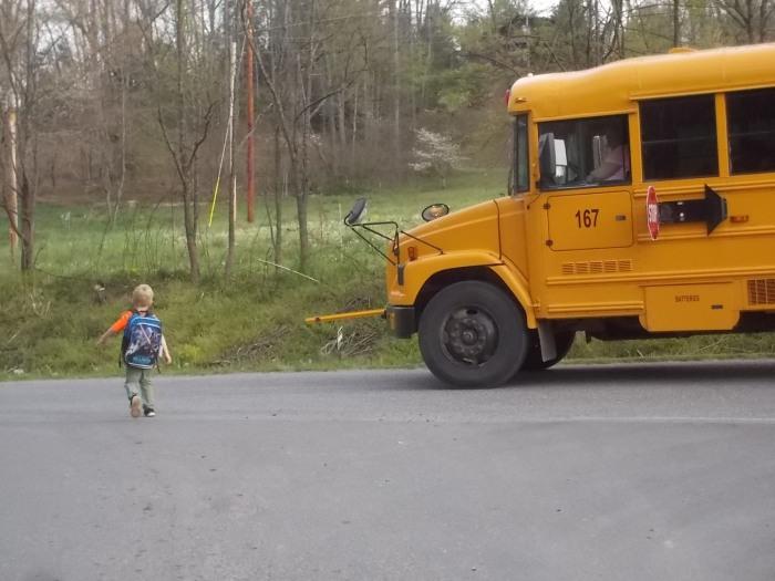 041916 Logan at the bus.JPG