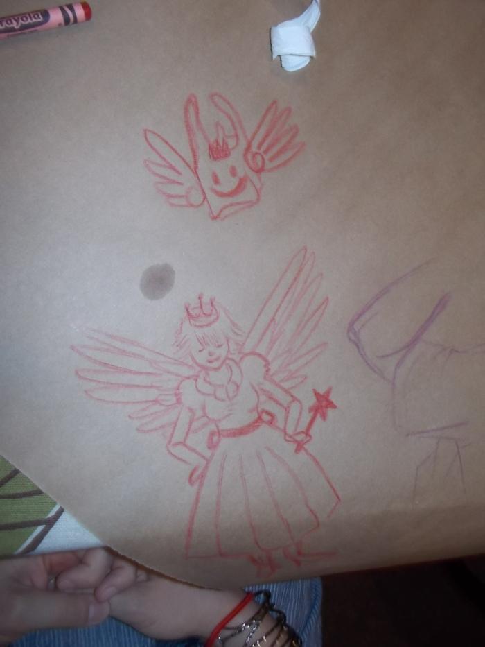 052716 Courtney drew two tooth fairies.JPG