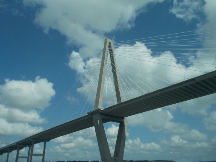 072516 Charleston Ravenel bridge