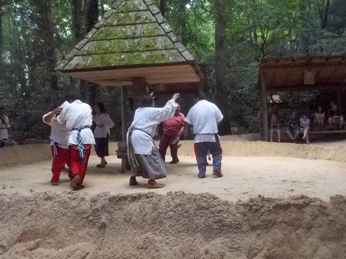 082516 Cherokee bear dance.JPG