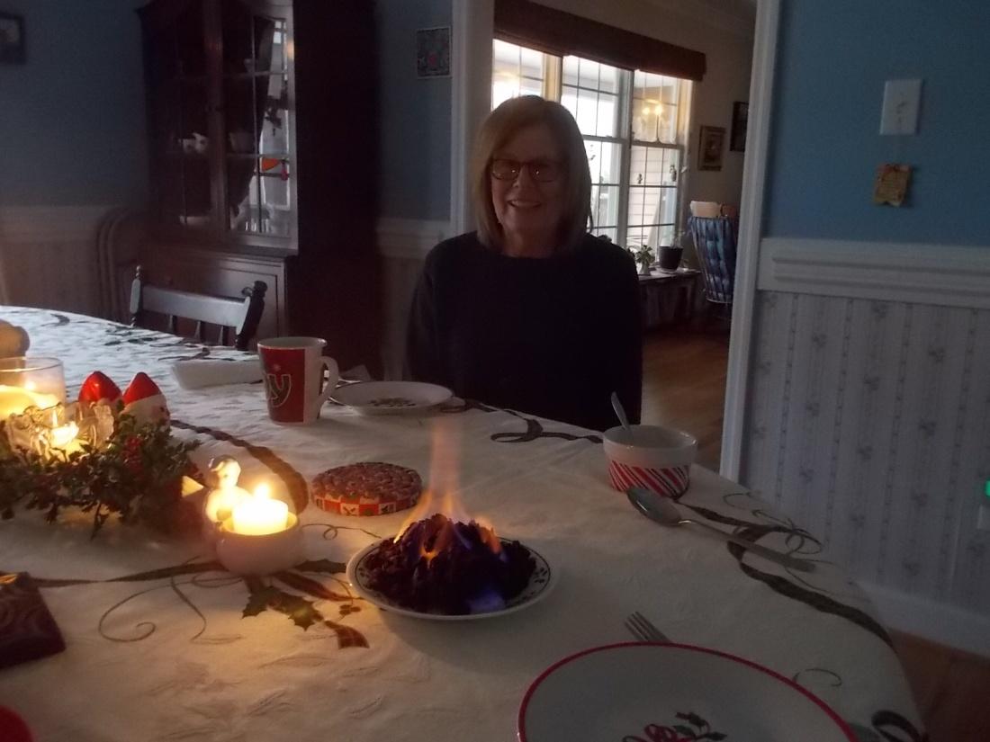 011117 Karen with burning pudding.JPG