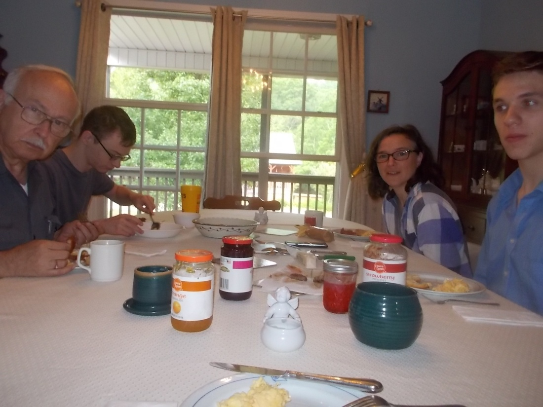 061617 Eating breakfast.jpg
