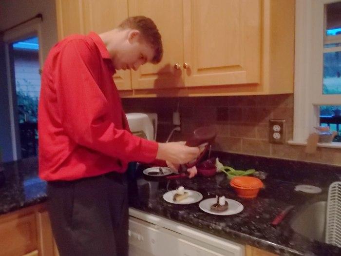 062317 N prepares Moon Pie snack.jpg