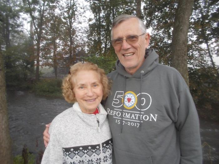 090717 Barbara and Thom at the creek.jpg