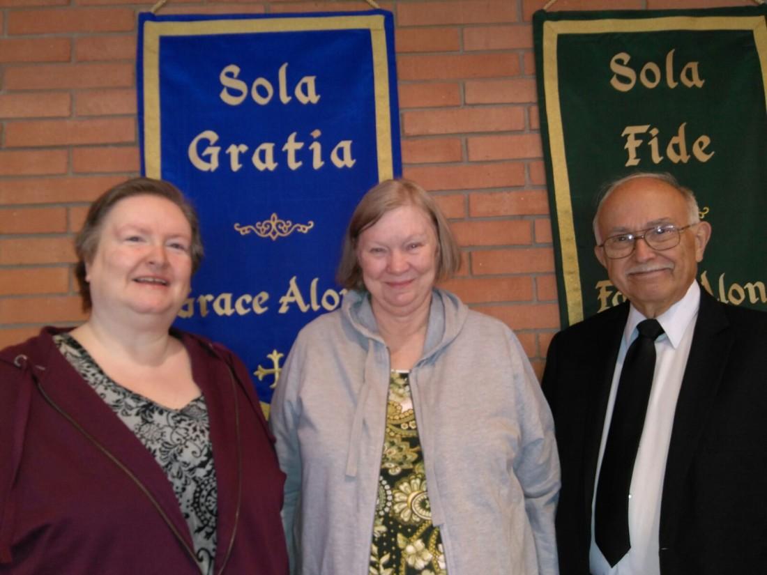 102917 Julie Patty John in church.jpg
