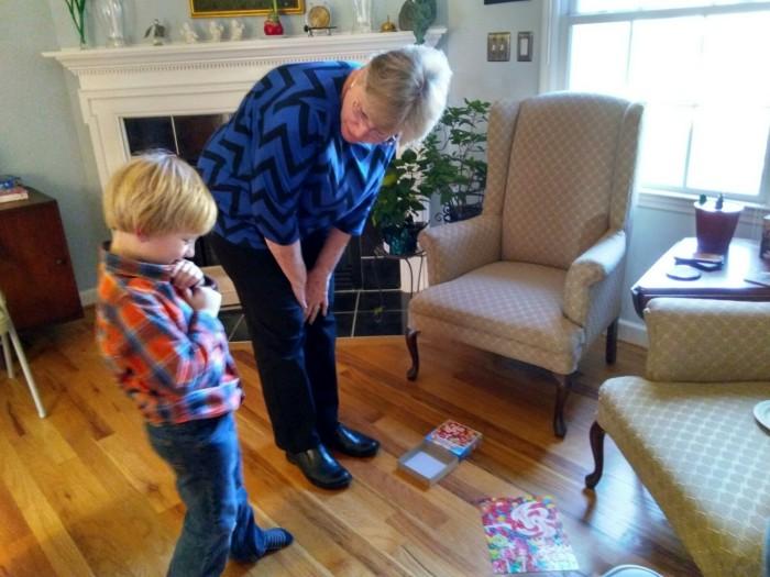 112417 Beth admires Logan's jigsaw puzzle.jpg