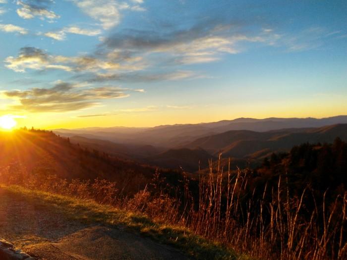 112617 Sunset on Blue Ridge Parkway.jpg