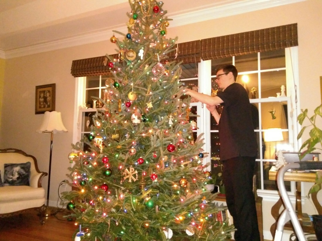 121617 2 David decorates.jpg