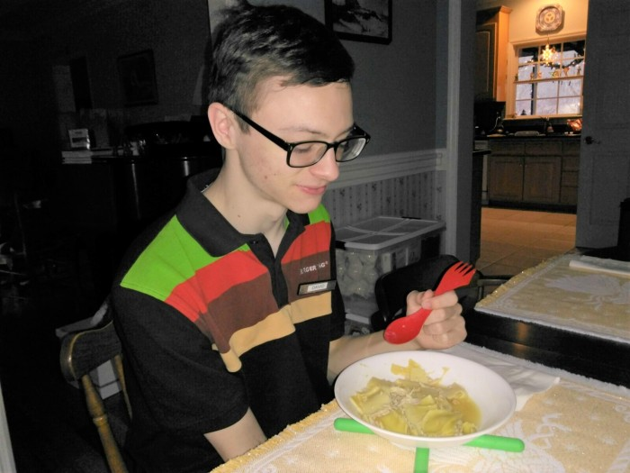 121617 David eats with a spork.jpg