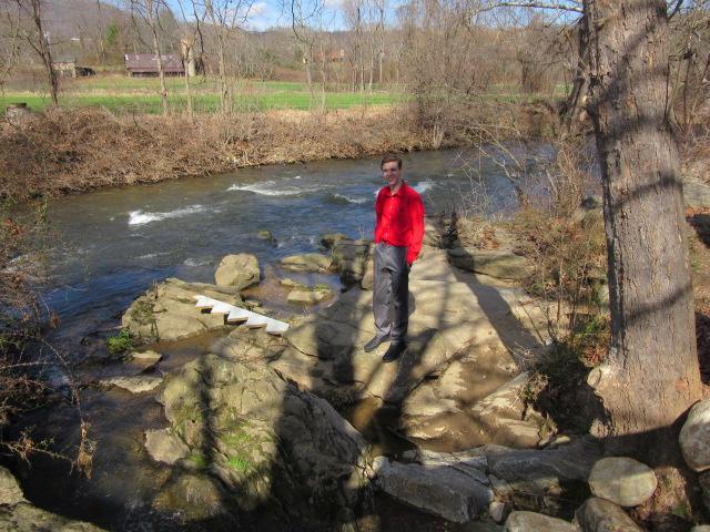 022318 (1) Richland Creek in Waynesville