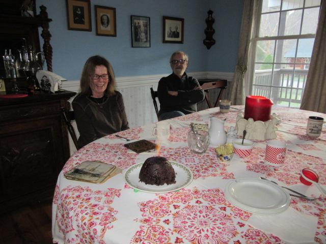 022718 Karen Al flamed pudding.JPG