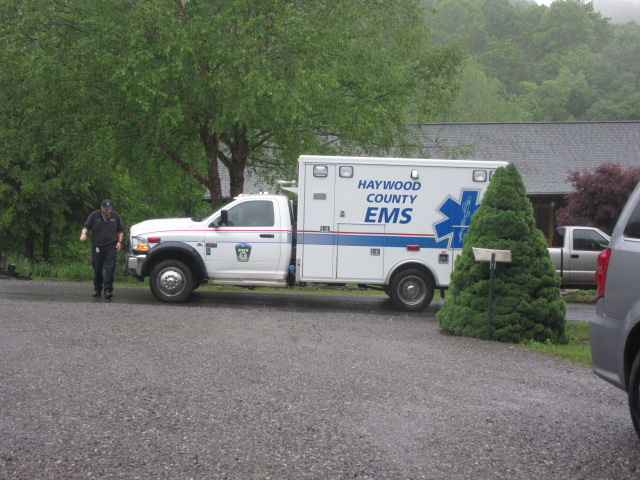 051618 Ambulance not needed.JPG