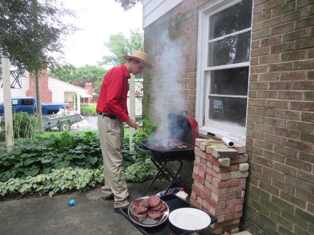 062518 Nathaniel grilling.JPG