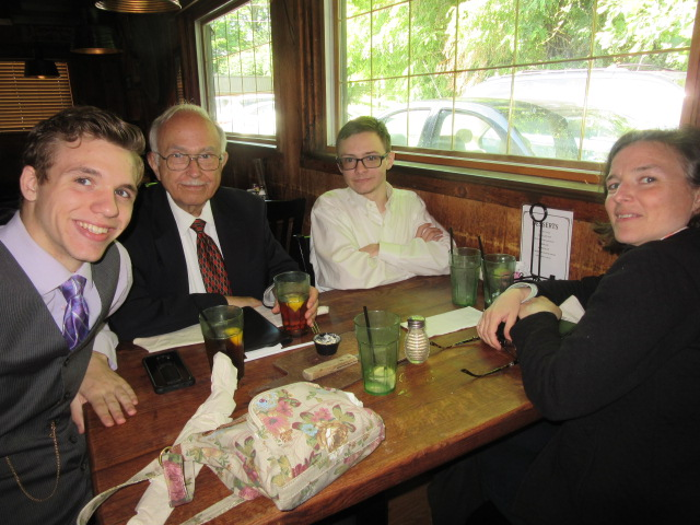 070818 D JC D K at Bogart's restaurant.JPG
