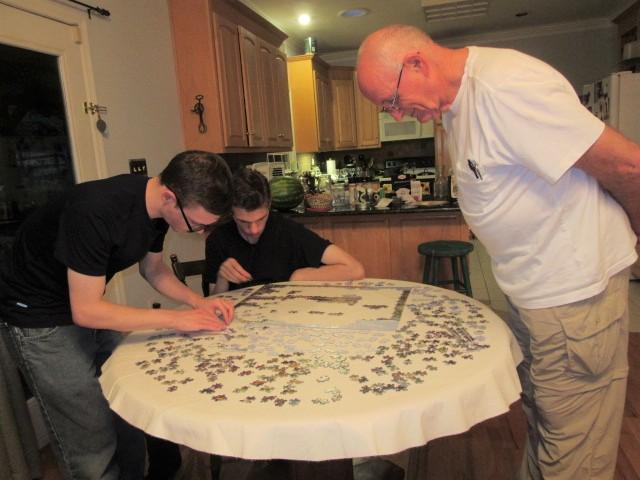 080718 D N Bob work jigsaw.JPG