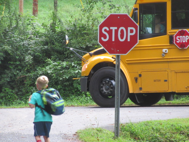 082218 Logan runs to the bus.JPG