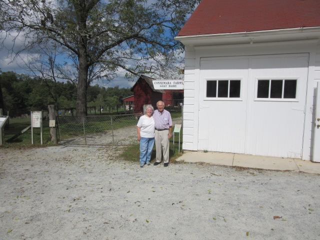 100818 AM JC Mrs Sandburg's goat farm.JPG
