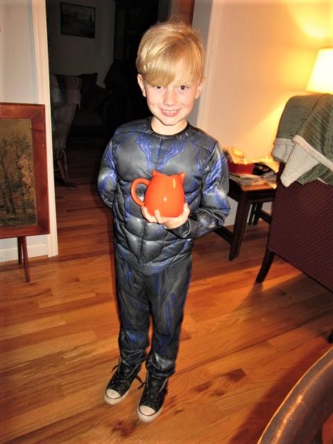 103118 Logan with his owl mug.JPG