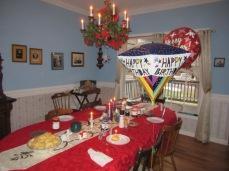 122218 AM BDay (1) Breakfast table