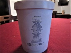 022219 Back label for Elf's Eggnog Ice Cream