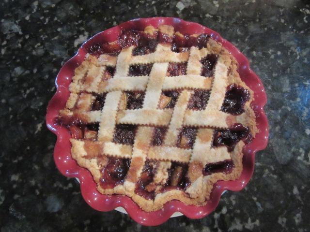 040819 Cranberry Mince Pie.JPG